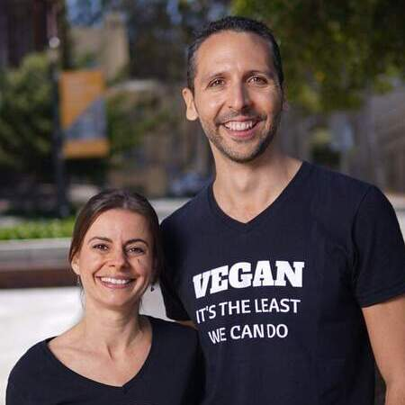 That Vegan Couple image